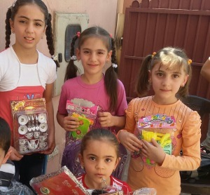 Iraq orphan project